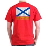Russian Navy Ensign T-Shirt