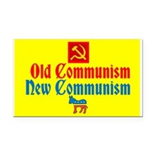 Lenin quotes Rectangle Car Magnet