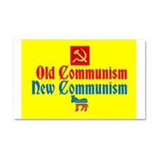 Lenin quotes Car Magnet 20 x 12