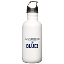 City Football Designs Water Bottle