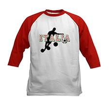 Italian Football Player Tee