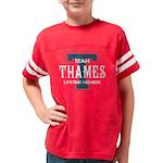 Keep Calm And Smeg Off Organic Kids T-Shirt (dark)