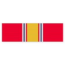 National Defense Service Medal Bumper Sticker