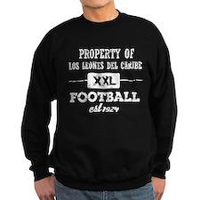 Property of Cuba Soccer Sweatshirt