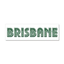 Brisbane Car Magnet 10 x 3