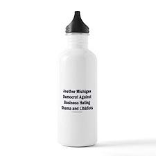 Michigan Democrat - Water Bottle