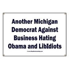 Michigan Democrat - Banner