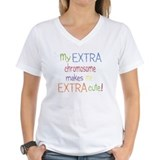 Unique Down syndrome Shirt