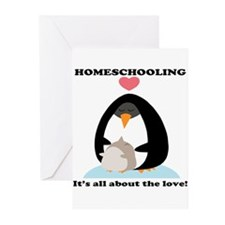 Homeschool Love Greeting Cards (Pk of 20)