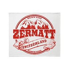 Zermatt Old Circle Throw Blanket
