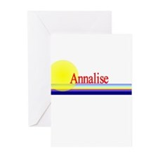 Annalise Greeting Cards (Pk of 10)