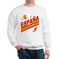 Spain World Cup Soccer Sweatshirt
