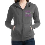 Showing your age Women's Raglan Hoodie
