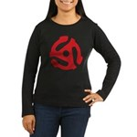 Showing your age Women's Long Sleeve Dark T-Shirt