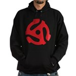 Showing your age Hoodie (dark)