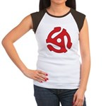 Showing your age Women's Cap Sleeve T-Shirt