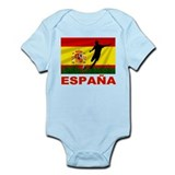 Spain World Cup Soccer Onesie