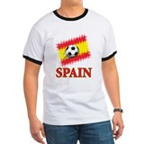 Spain World Cup Soccer T