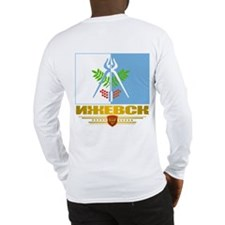 Izhevsk Flag Long Sleeve T-Shirt