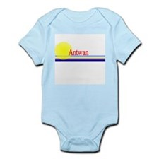 Antwan Infant Creeper
