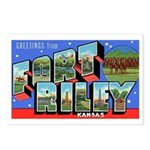 Fort Riley Kansas Postcards (Package of 8)