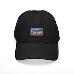 Fort Riley Kansas Black Cap