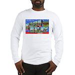 Fort Riley Kansas Long Sleeve T-Shirt