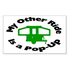 Pop-Up Trailer Stickers