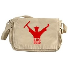 2012 Graduation Messenger Bag