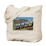 Camp Hood Texas Tote Bag