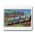 Camp Hood Texas Mousepad