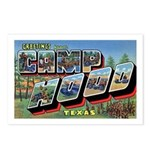 Camp Hood Texas Postcards (Package of 8)
