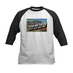 Camp Hood Texas Kids Baseball Jersey