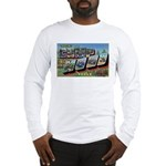 Camp Hood Texas Long Sleeve T-Shirt