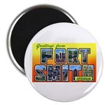 Fort Smith Arkansas Magnet