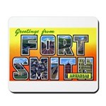 Fort Smith Arkansas Mousepad