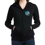 Fort Smith Arkansas Women's Raglan Hoodie