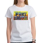 Fort Smith Arkansas (Front) Women's T-Shirt