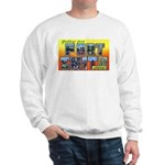 Fort Smith Arkansas (Front) Sweatshirt