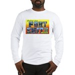 Fort Smith Arkansas (Front) Long Sleeve T-Shirt