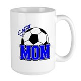 Soccer Mom (Blue) Mug