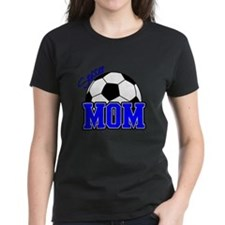Soccer Mom (Blue) Tee