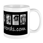 Awakening Words Mug