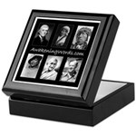 Awakening Words Keepsake Box