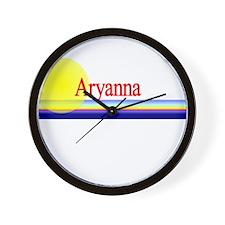 Aryanna Wall Clock