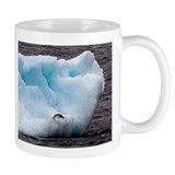 Adelie Penguin on Iceberg Small Mug