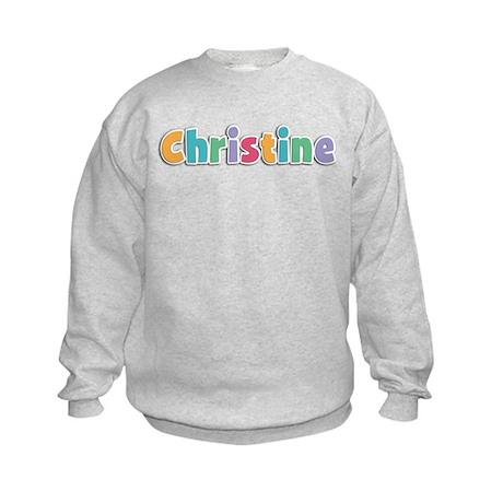 Christine Kids Sweatshirt