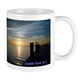 Unique Seaside park Mug