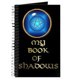 """Mini Book of Shadows"" Journal"
