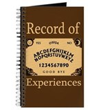"""Ouija Board"" Journal"
